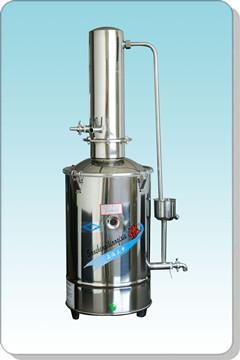 上海三申DZ10不锈钢电热蒸馏水器(普通)