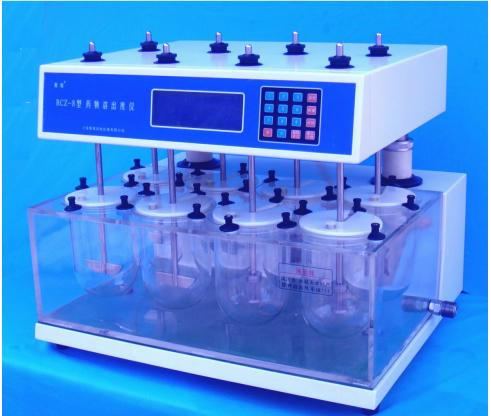 上海黃海RCZ-8智能藥物溶出度儀