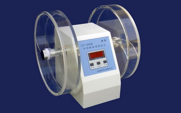 上海黄海CJY-300D片剂脆碎度测定仪