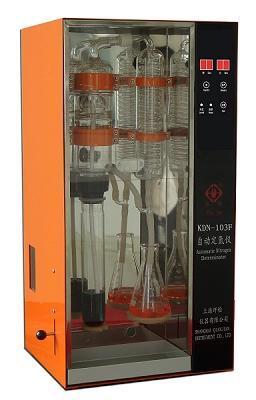 上海纤检KDN-103F定氮仪