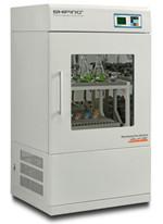 SPH-1102F新颖式立式双层恒温培养振荡器