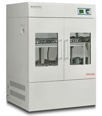 立式双门双层恒温培养振荡器SPH-1102    沪粤明恒温振荡器
