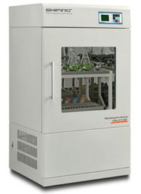 SPH-2102立式双门双层全温度恒温培养振荡器
