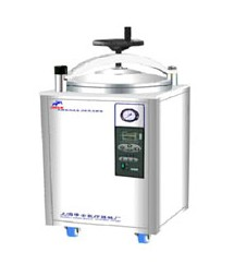 LDZX-30KBS不銹鋼立式滅菌器  上海申安滅菌器