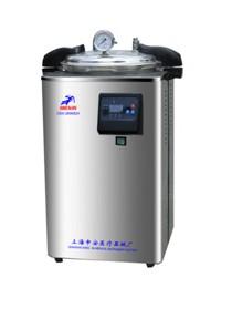 DSX-280KB24不锈钢手提式灭菌器    上海申安高压灭菌器