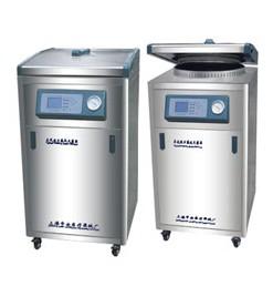 LDZM-60KCS-III(真空干燥)智能型不銹鋼立式壓力蒸汽滅菌器   上海申安高壓滅菌器
