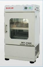 SKY—2102CW单门双层小容量恒温培养振荡器