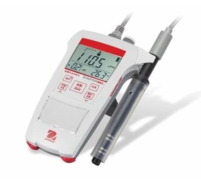 便攜式電導率儀STARTER 300C   美國奧豪斯電導率儀