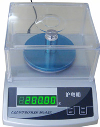 JY20002电子秤   10mg电子天平