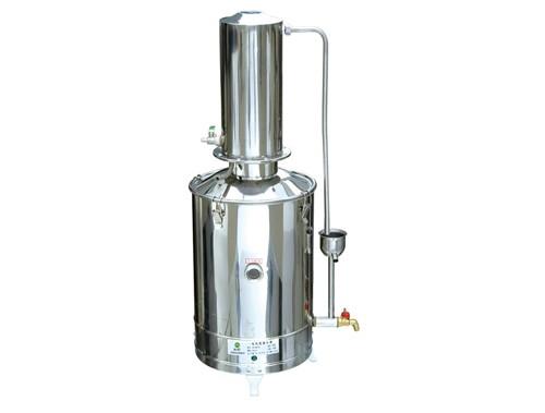 HS.Z68.5不锈钢电热蒸馏水器   上海科恒蒸馏水器