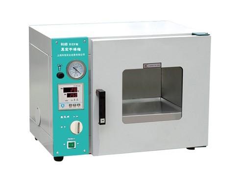 真空干燥箱DZF-1B   上海科恒真空干燥箱
