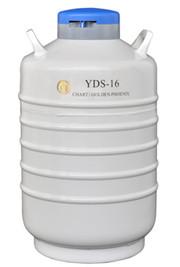 液氮生物容器YDS-16   成都金凤液氮容器