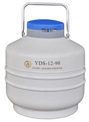 YDS-12-90贮存型液氮生物容器