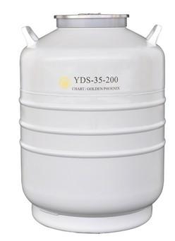YDS-35-200大口徑液氮生物容器