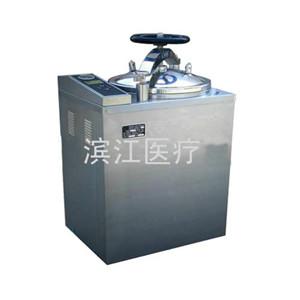 LS-100HG不锈钢蒸汽灭菌器