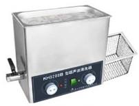 超声波请洗器KH-250B  10L台式清洗器