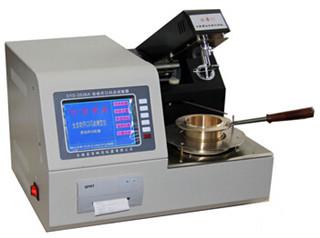 SYD-3536A闪点和燃点试验器