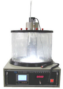 SYD-265D-1运动粘度测定器