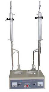 SYD-8929A原油水含量试验器