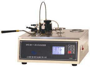 SYD-261-1閉口閃點試驗器