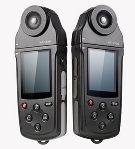 HP-L100色溫照度計