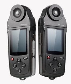 HP-L500色溫照度計
