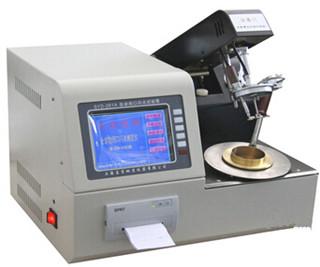 SYD-261A閉口閃點試驗器