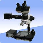 53X三目金相显微镜