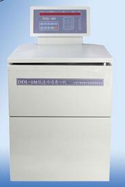 DDL-5M低速大容量冷凍離心機