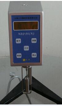 NDJ-5S數顯粘度計