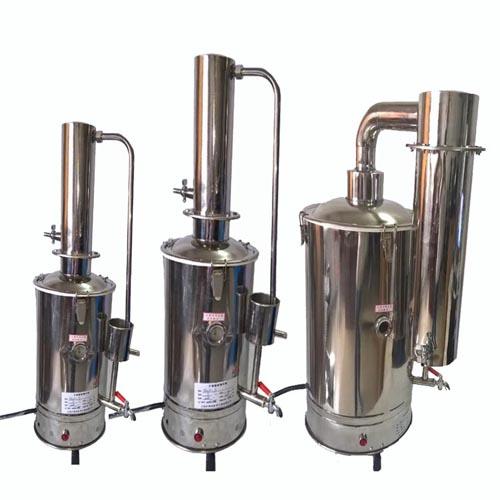 不銹鋼電熱蒸餾水器YA-ZD-10