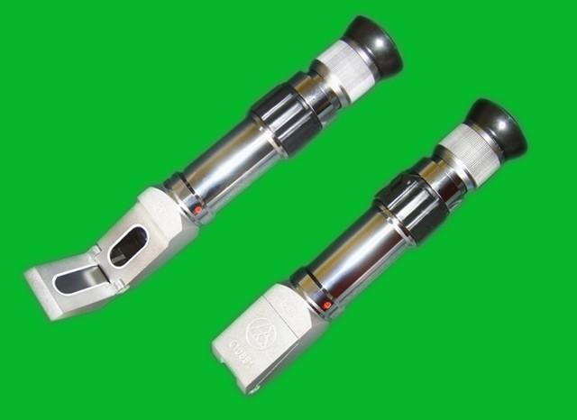 WYT手持式折射仪    0-80% 糖度计