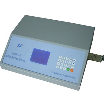 KL3300 熒光硫鈣鐵分析儀 KL3300上海硫鈣鐵分析儀