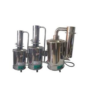 滬粵明斷水自控不銹鋼電熱蒸餾水器YA-ZDI-5