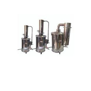 沪粤明不锈钢电热蒸馏水器 YA-ZD-10