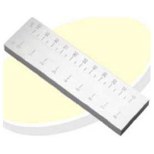 沪粤明刮板细度计 QXD-25