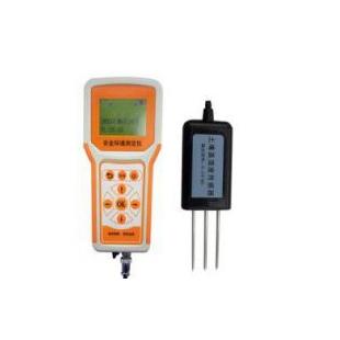 沪粤明土壤水分温度测定仪 FDR-200