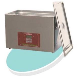 沪粤明液晶高功率超声波清洗器 HYM-400KDE
