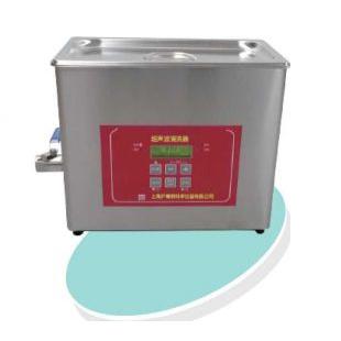 沪粤明台式双频液晶超声波清洗器 HYM-500VDV