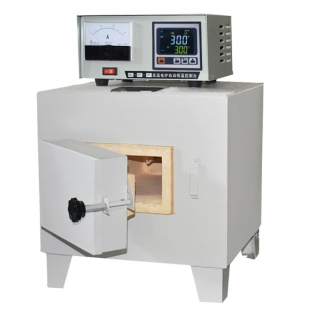 沪粤明   SX2-8-10A 智能PID箱式电阻炉400×250×160