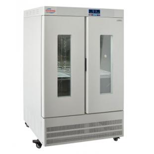 滬粵明   LRH-800E可程式液晶顯示控制器無氟生化培養箱800L