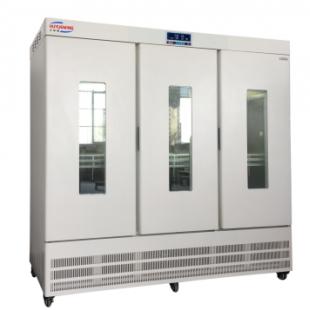 沪粤明 LRH-1200E可程式液晶显示控制器无氟生化培养箱1070L
