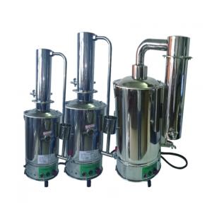 沪粤明    YA-ZD-10不锈钢电热蒸馏水器
