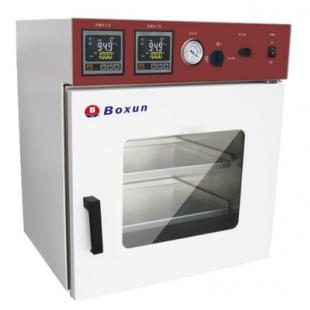 上海博迅  臺式隔板加熱真空干燥箱BZF-30