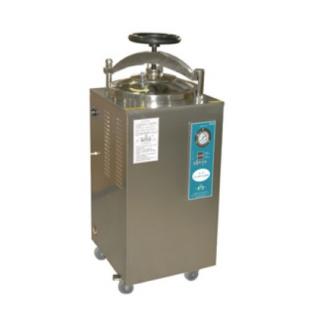 上海博訊  立式壓力蒸汽滅菌器YXQ-50SII
