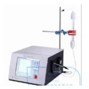 上海嘉鹏  电脑灵敏度紫外检测仪(触摸屏)N3000