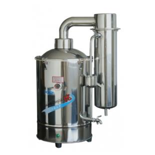 上海三申 DZ系列不锈钢电热蒸馏水器(普通型)DZ10