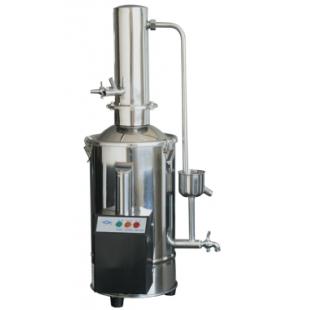 上海三申   DZ系列 断水自控不锈钢电热蒸馏水器DZ10