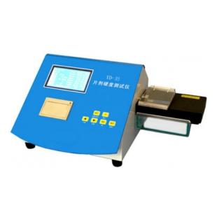 天津天光  YD-35智能片剂硬度仪