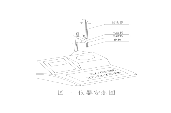 ZDY-500自动永停滴定仪使用说明书